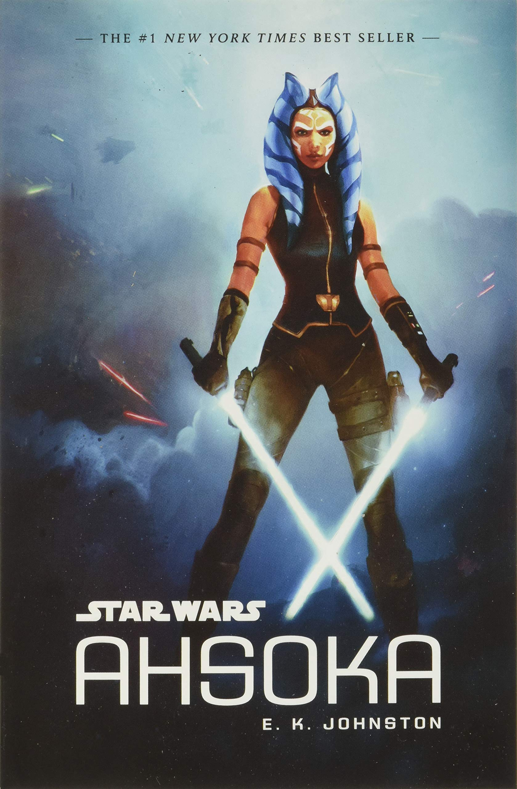 Star Wars: Ahsoka (paperback)