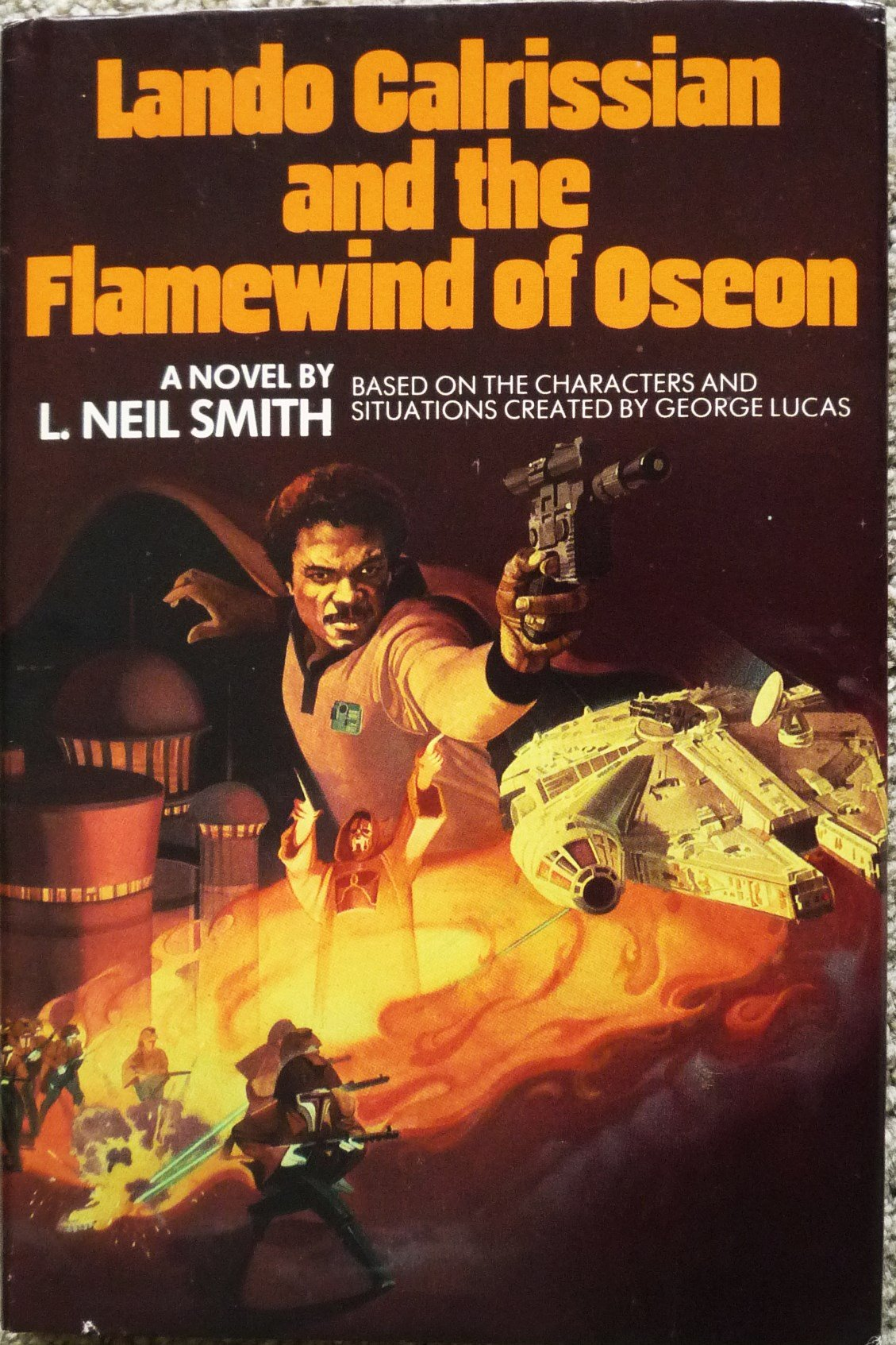 Lando Calrissian and the Flamewind of Oseon (Sci-Fi Book Club)