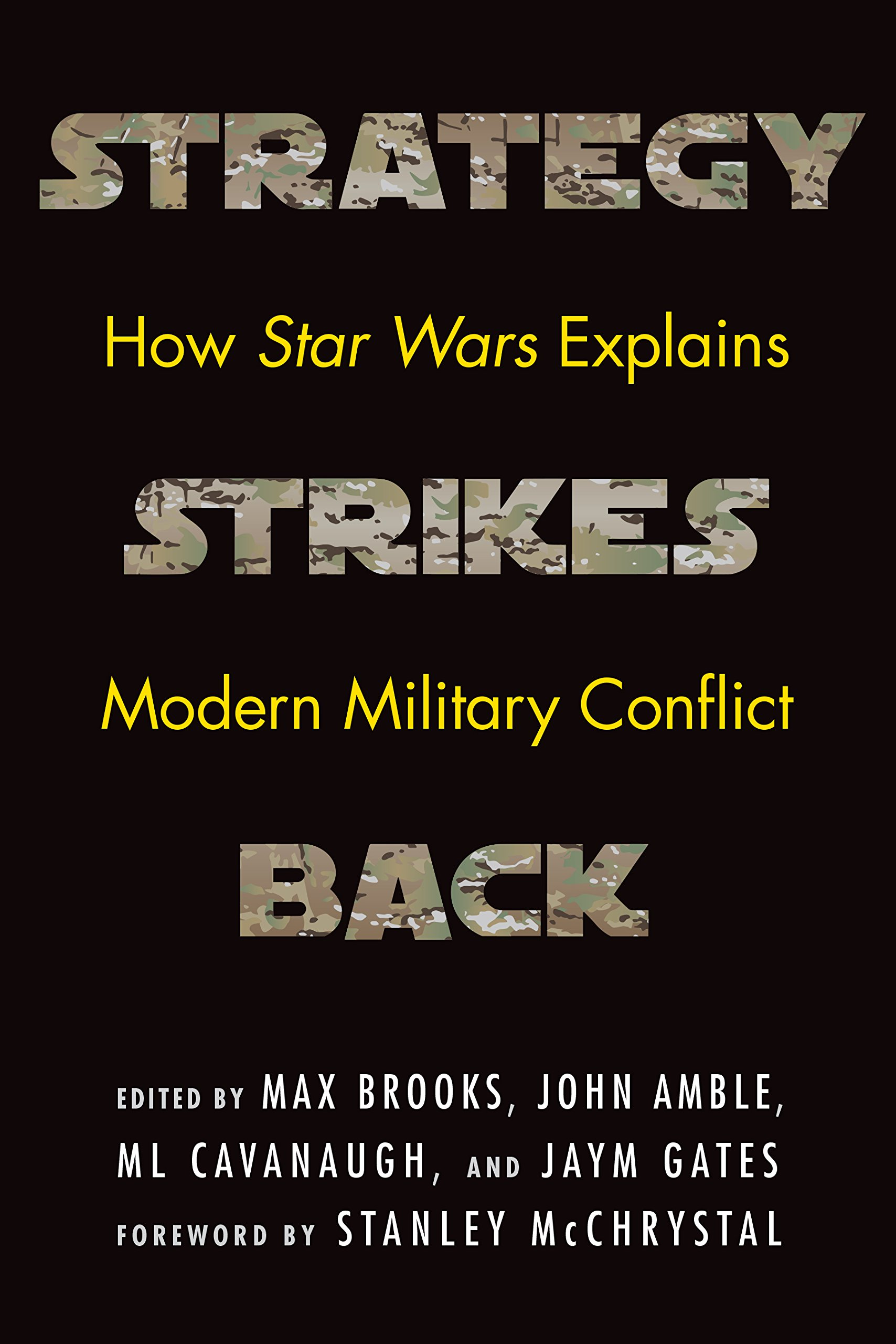 Preface (Strategy Strikes Back)