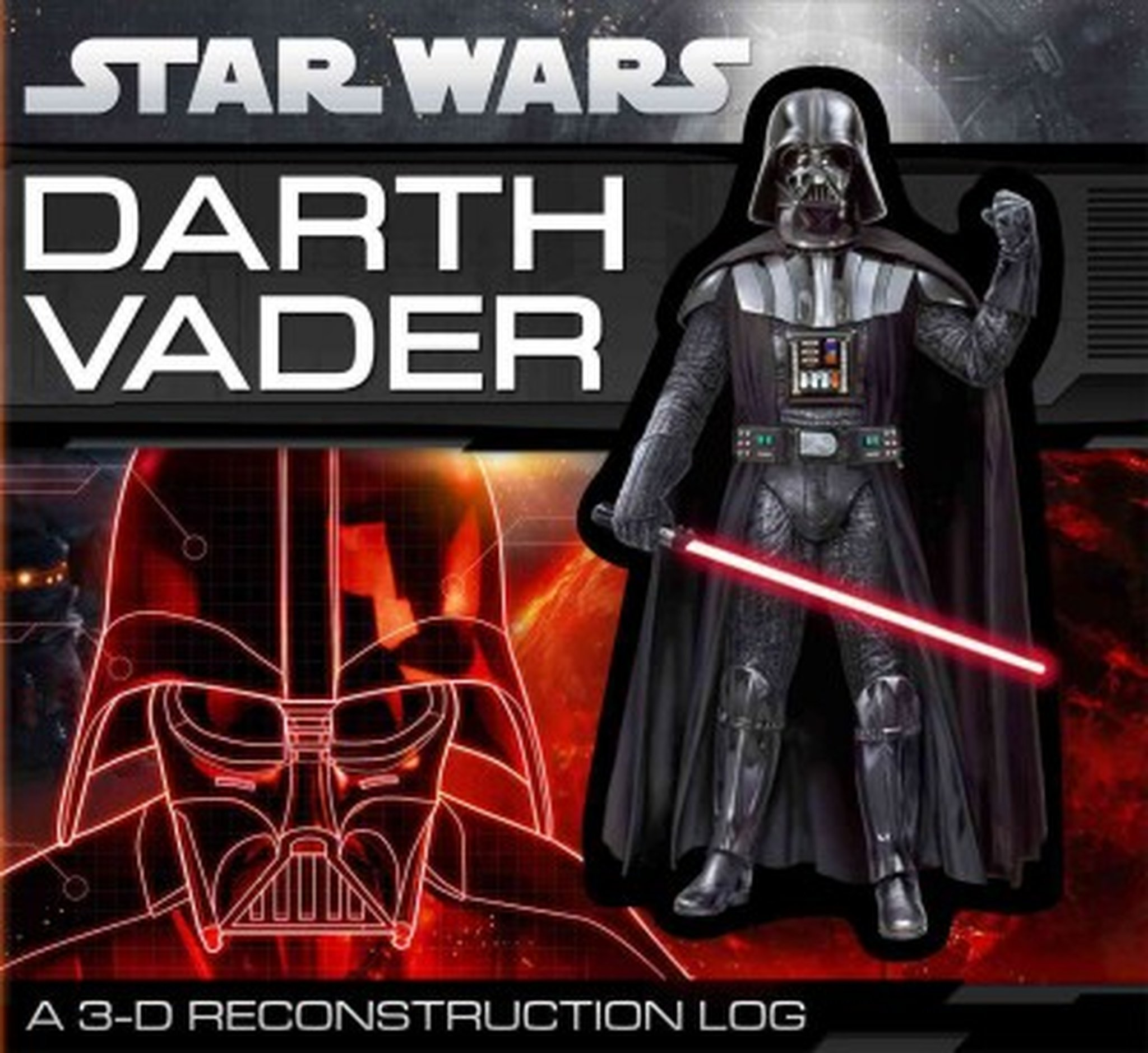 Star Wars Darth Vader: A 3-D Reconstruction Log