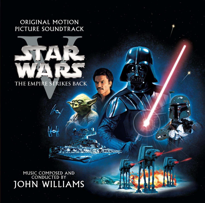 Star Wars V: The Empire Strikes Back Original Motion Picture Soundtrack (2004)