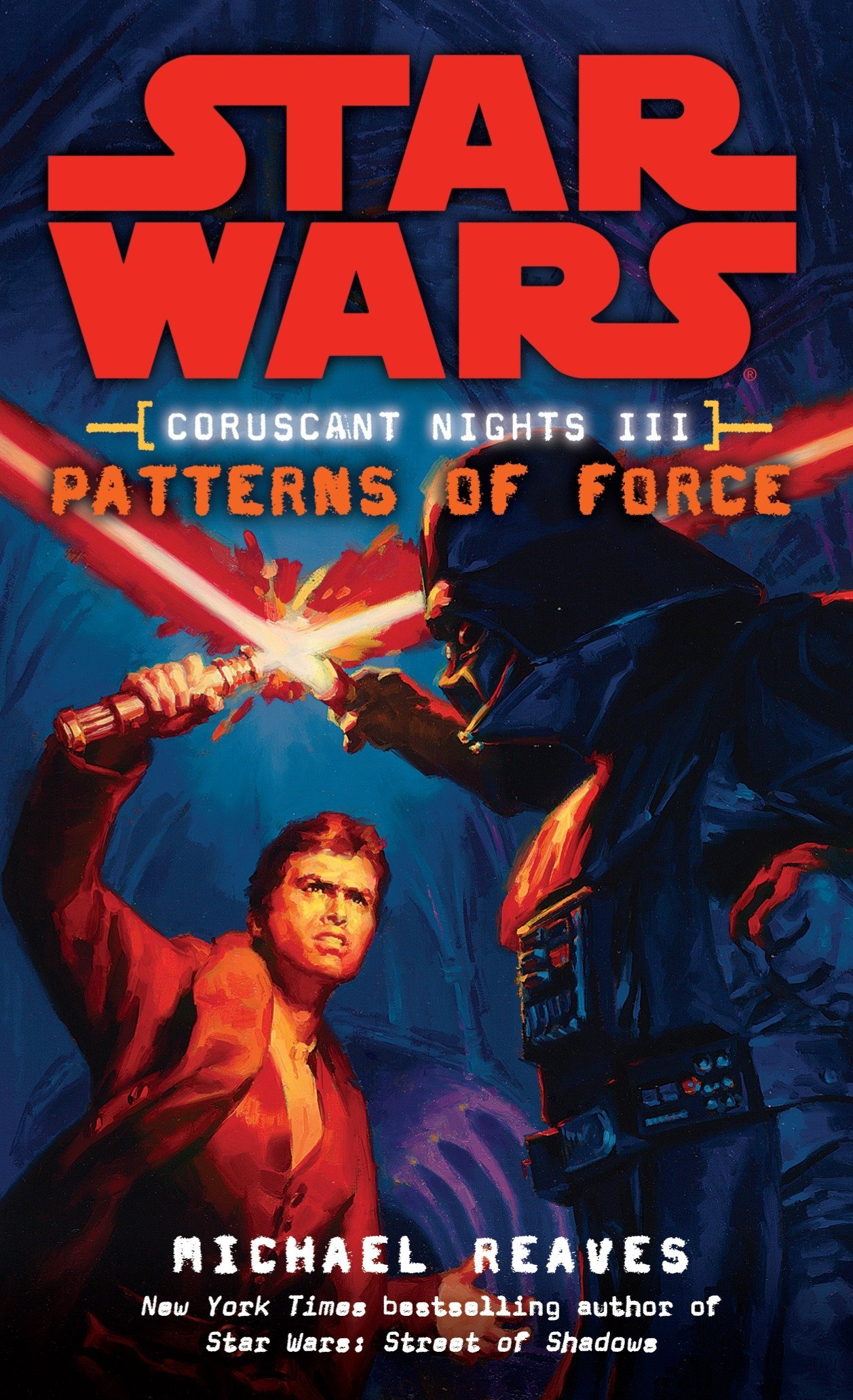 Star Wars Coruscant Nights: Patterns of Force