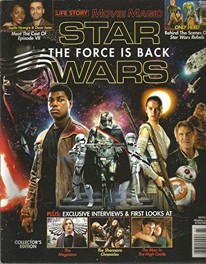 Life Story Movie Magic: Star Wars The Force is Back
