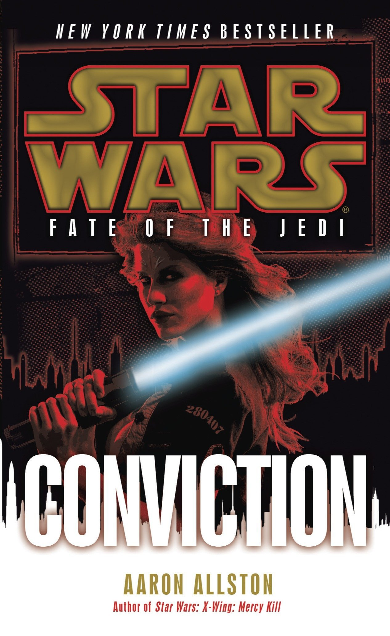Star Wars Fate of the Jedi: Conviction