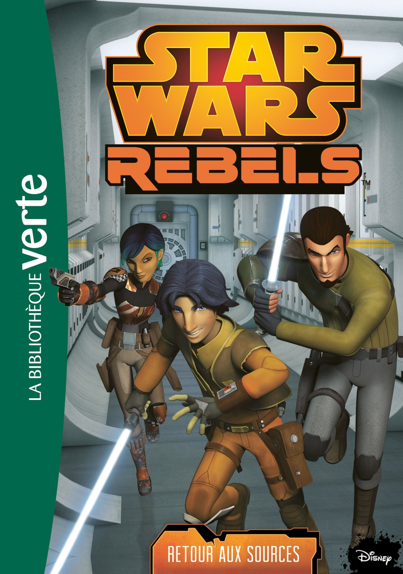 Star Wars Rebels: Retour aux Sources