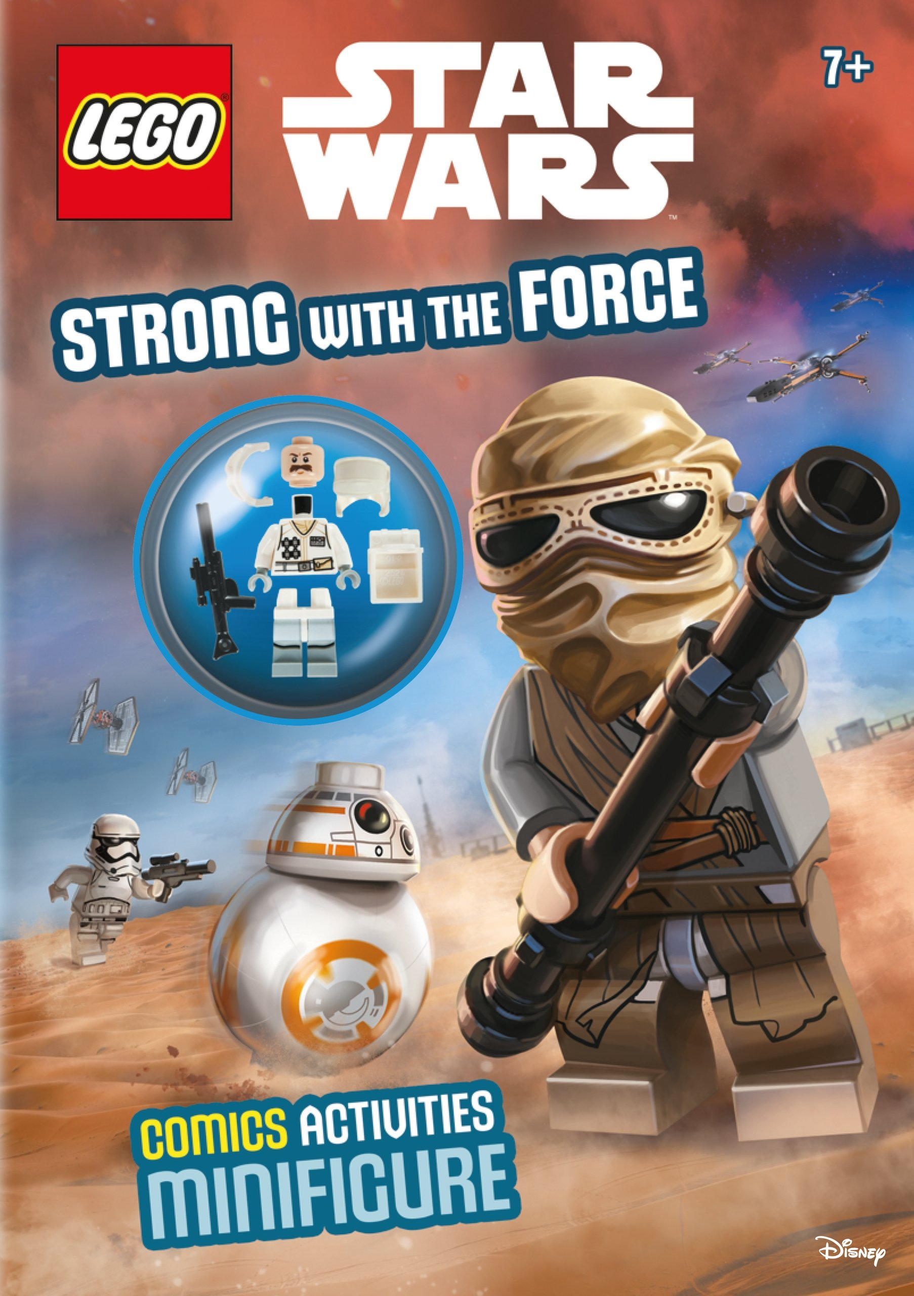 Lego Star Wars: Strong with the Force