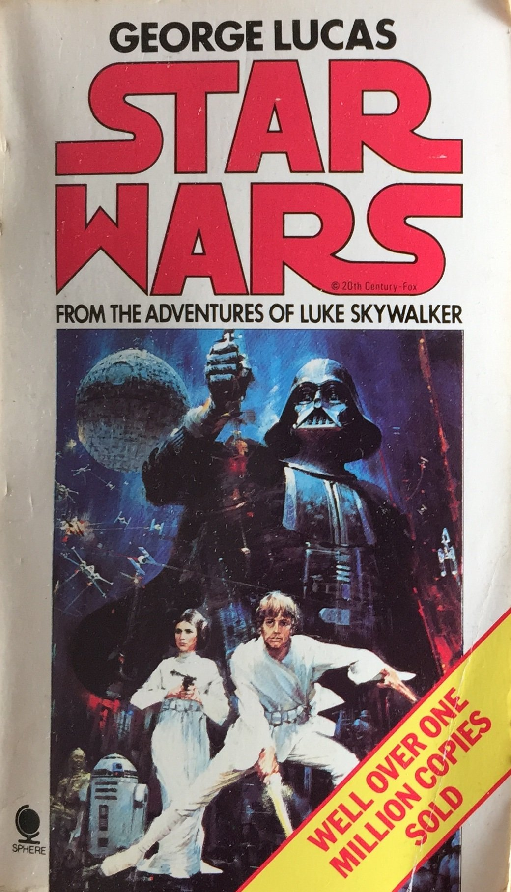 Star Wars: From the Adventures of Luke Skywalker (UK Paperback)