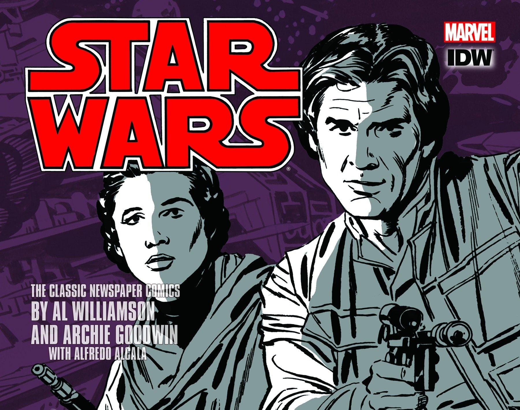 Star Wars: The Classic Newspaper Comics Volume 2
