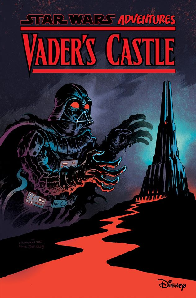 Star Wars Adventures: Vader's Castle