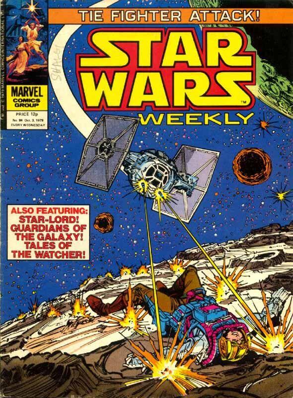 Star Wars Weekly 84