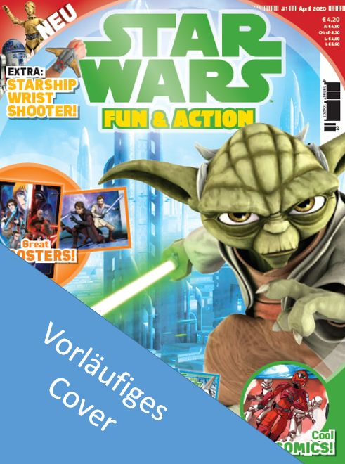 Star Wars Fun and Action 1