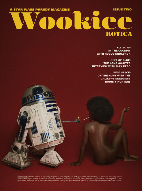 Wookieerotica: A Star Wars Parody Magazine (Issue 2)