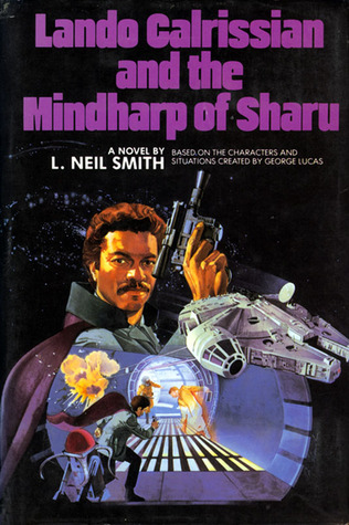 Lando Calrissian and the Mindharp of Sharu (Sci-Fi Book Club)