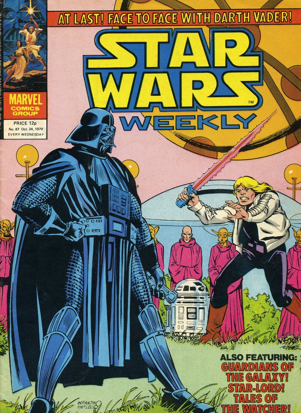 Star Wars Weekly 87