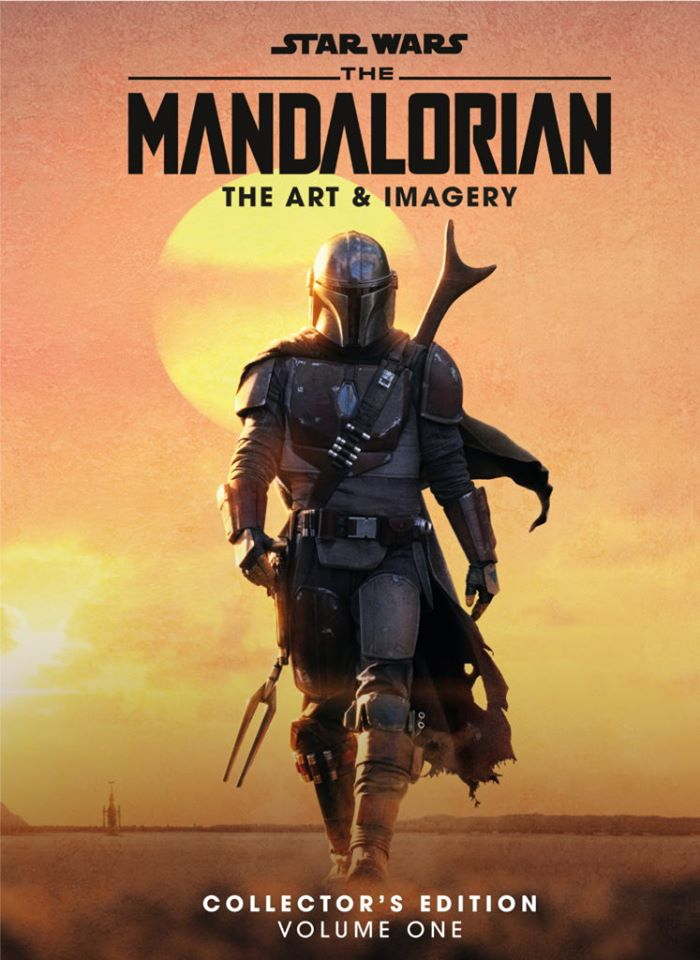 Star Wars The Mandalorian: The Art And Imagery - Collector's Edition Volume One