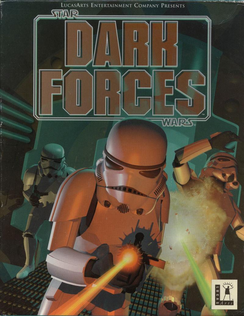 Star Wars: Dark Forces - Macintosh