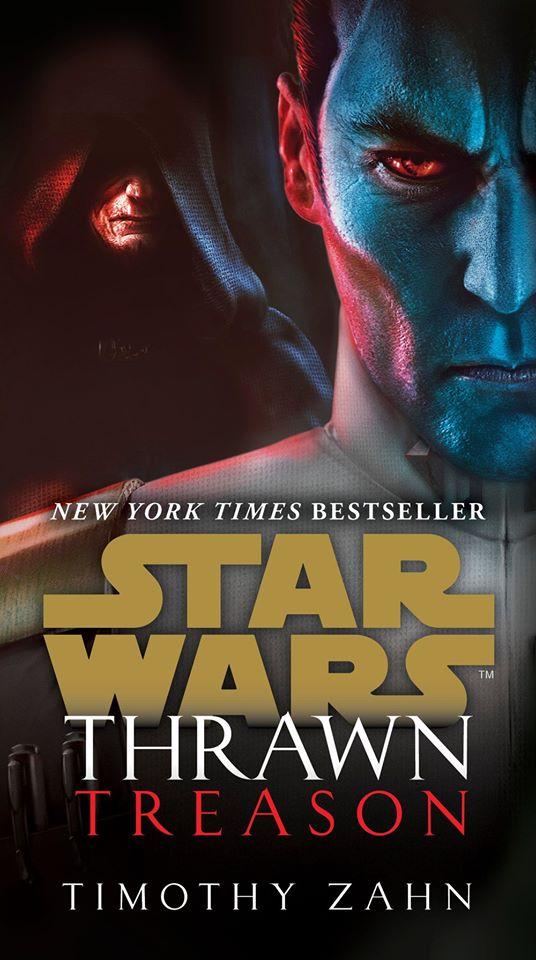 Star Wars Thrawn: Treason (paperback)