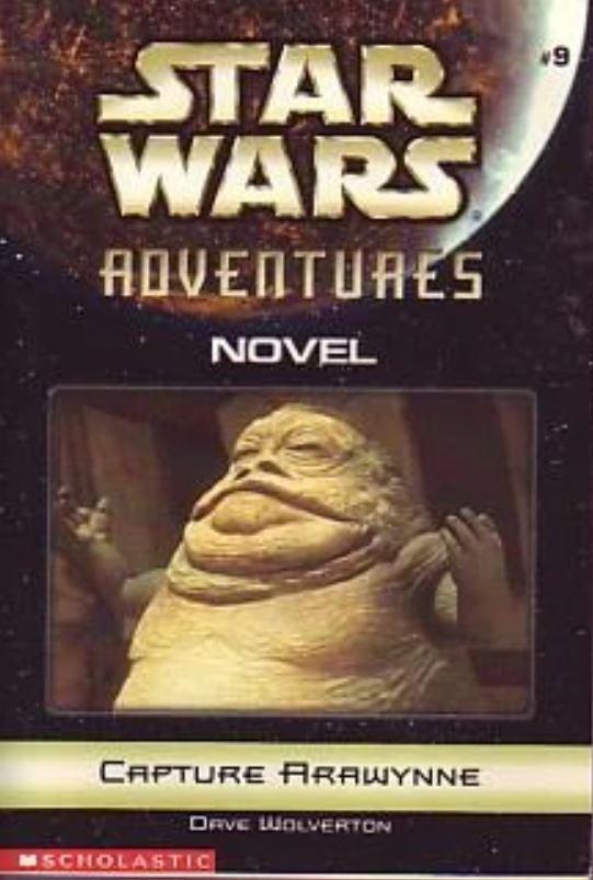 Star Wars Adventures (Episode II): #9 Capture Arawynne