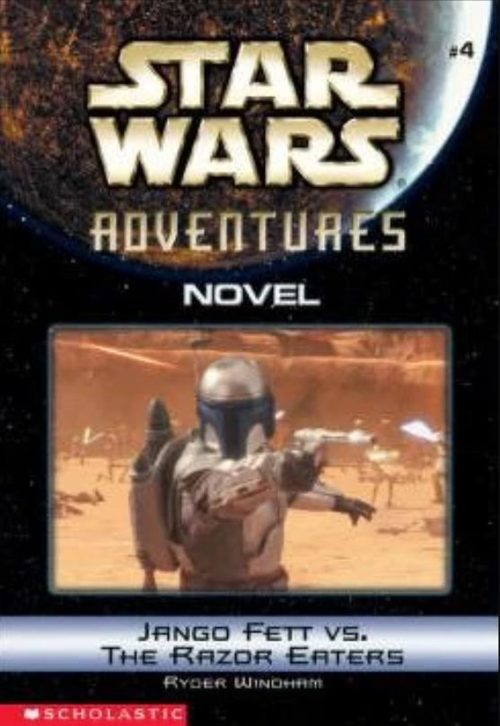 Star Wars Adventures: Jango Fett vs. the Razor Eaters