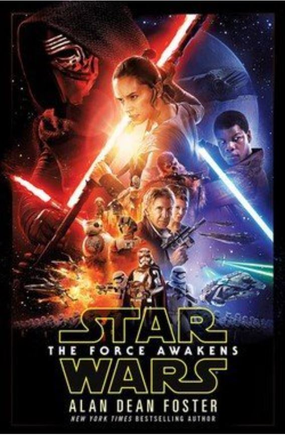 Star Wars: The Force Awakens (Novel)