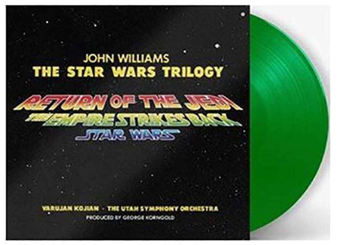 John Williams' Star Wars Trilogy (Utah Symphony - Green)