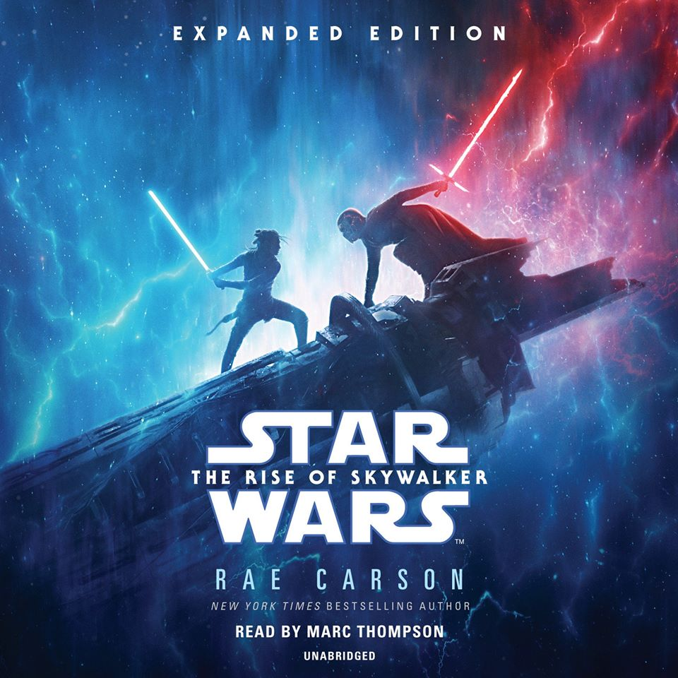 Star Wars: The Rise of Skywalker Expanded Edition (Audio)