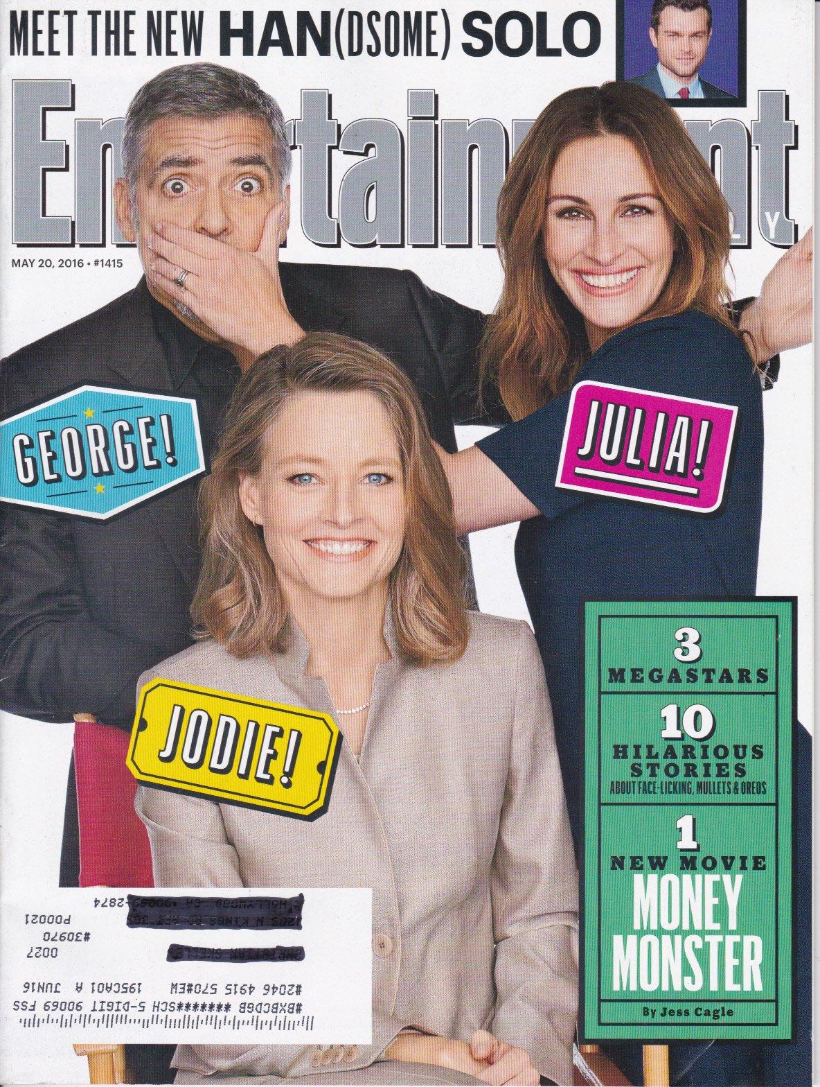 Entertainment Weekly May 20, 2016