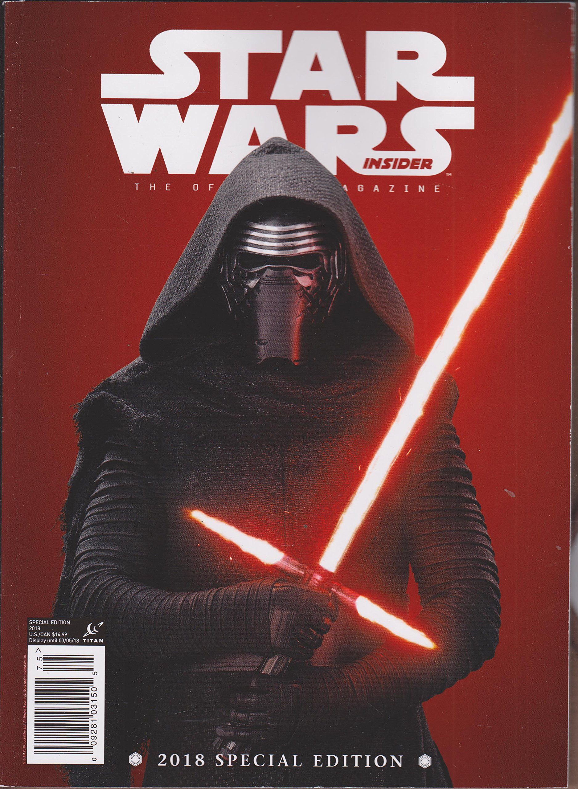 Star Wars Insider Special Edition 2018