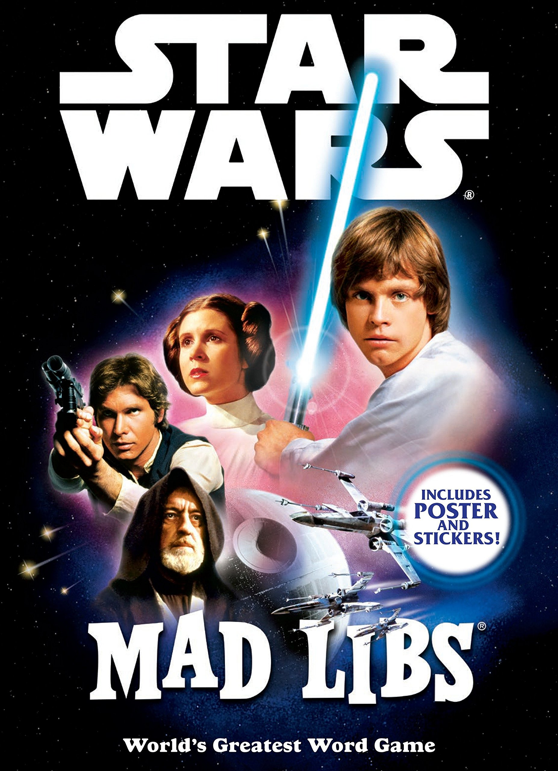 Star Wars Mad Libs (Deluxe Edition)