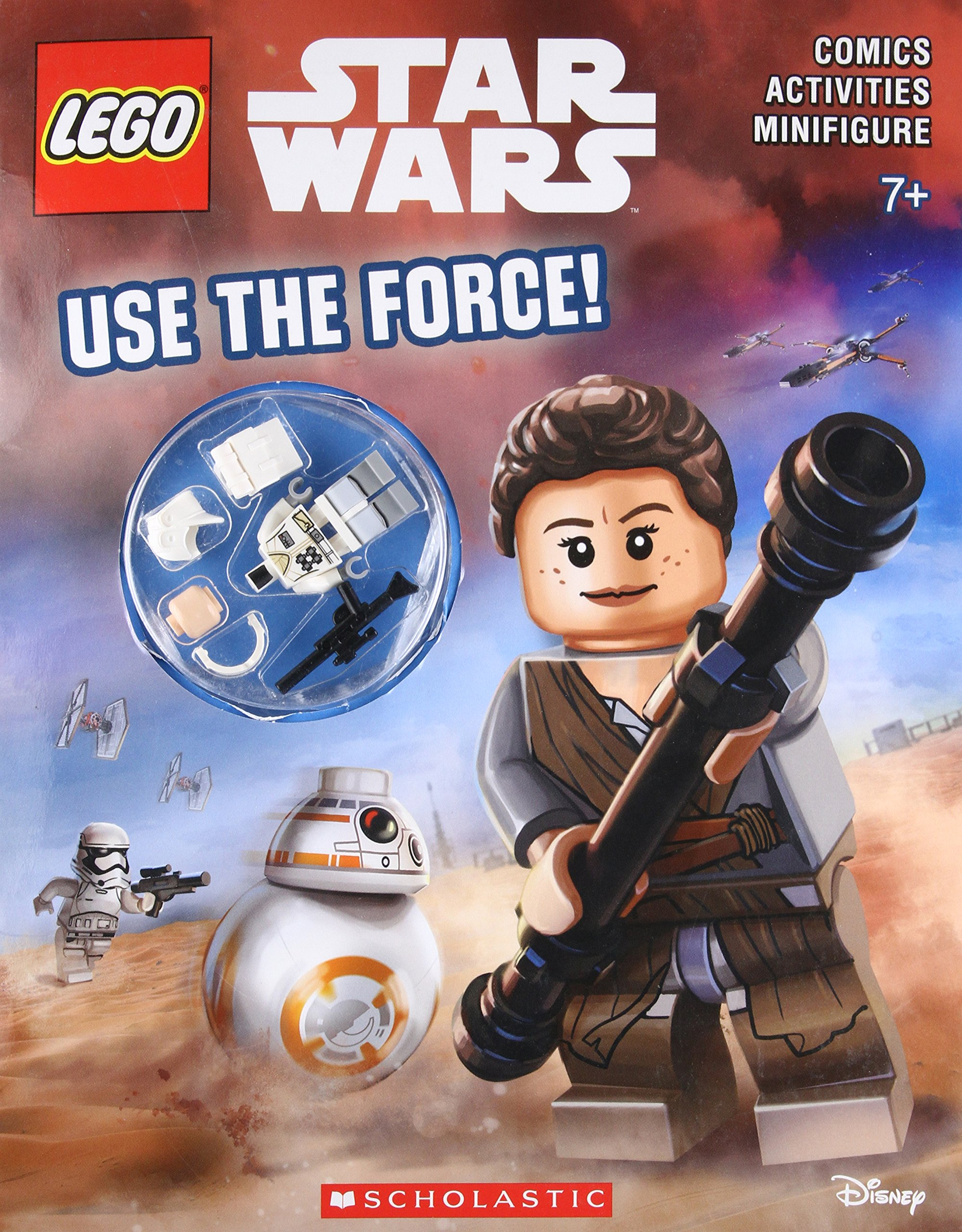Lego Star Wars: Use the Force