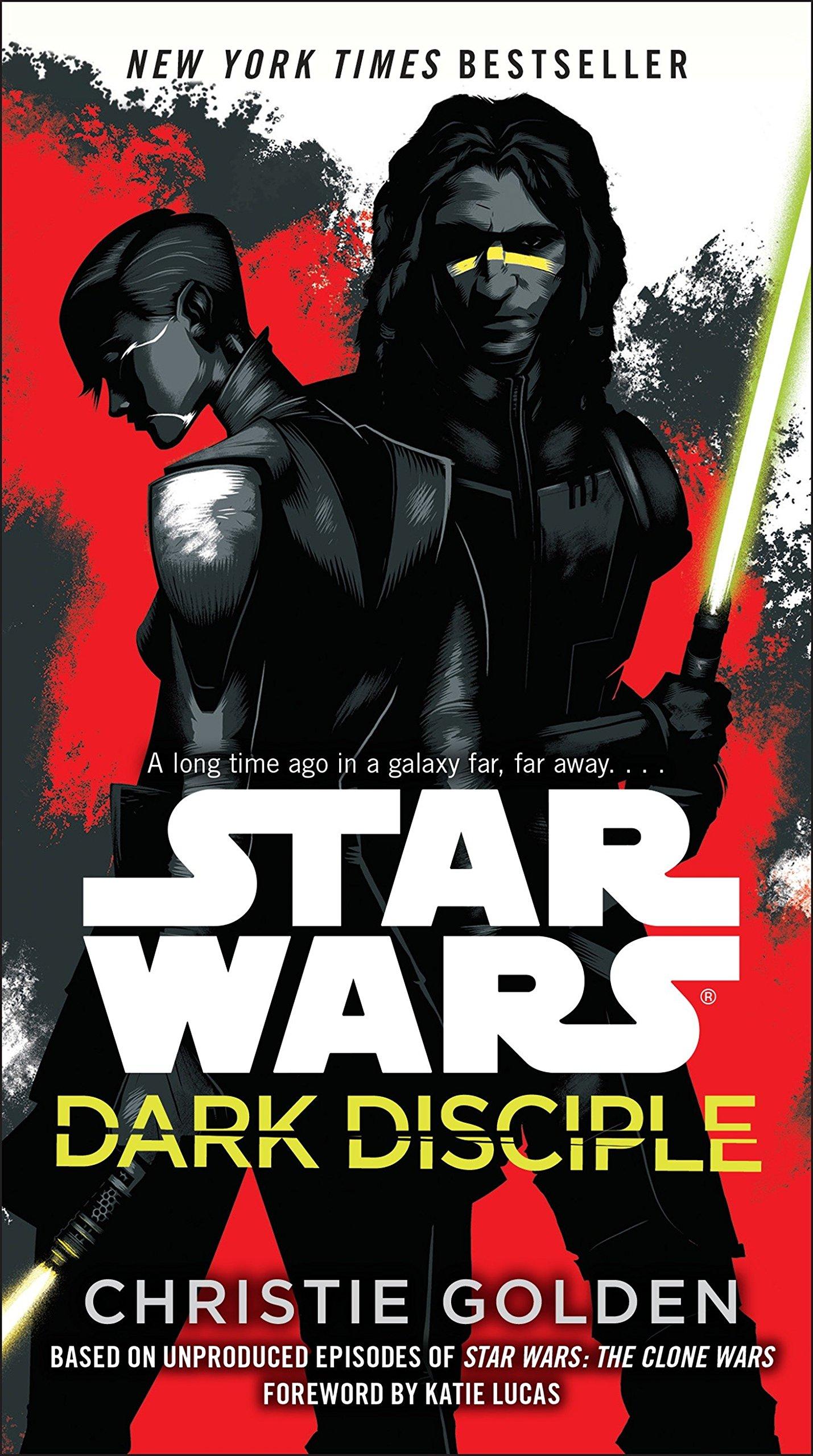 Star Wars: Dark Disciple (paperback)