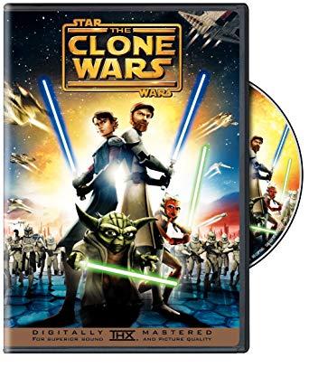 Star Wars: The Clone Wars (Film DVD)