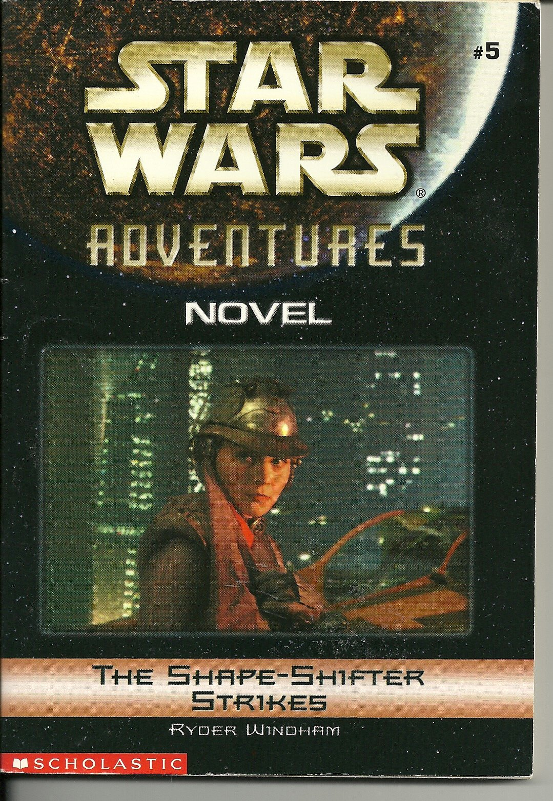 Star Wars Adventures: The Shape-Shifter Strikes
