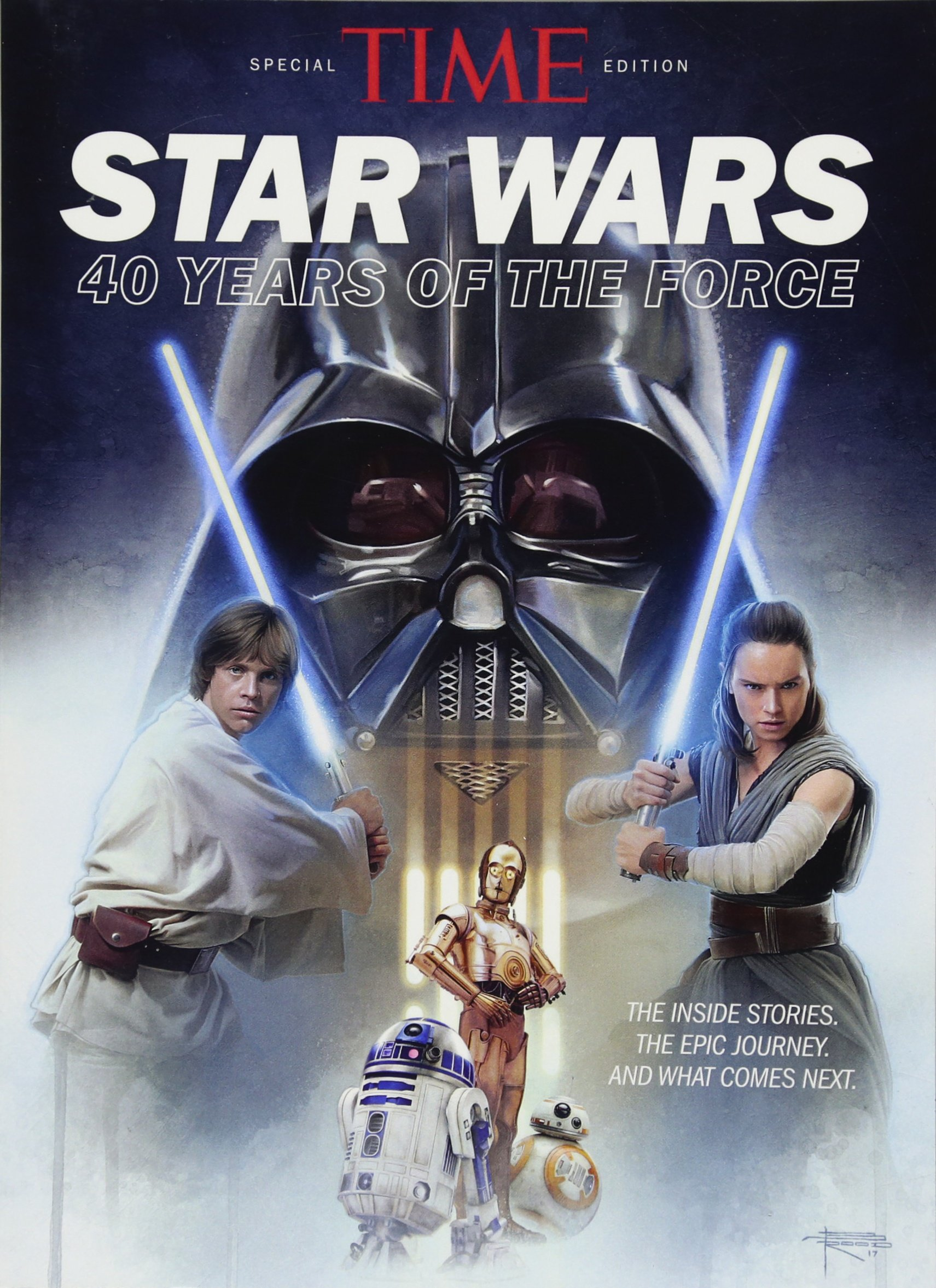 Star Wars: 40 Years of the Force (Time Special Edition)