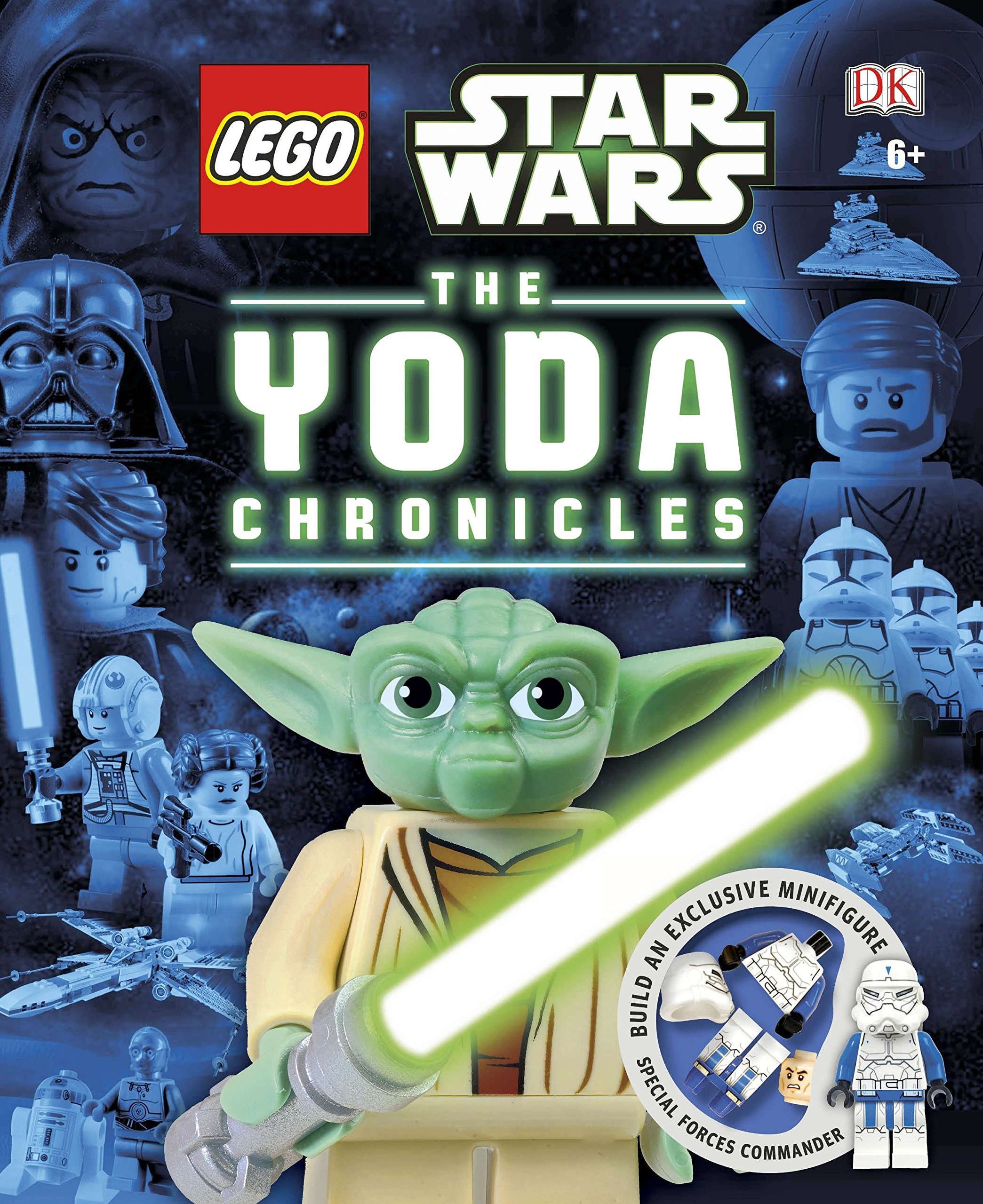 Lego Star Wars: The Yoda Chronicles (Reference)