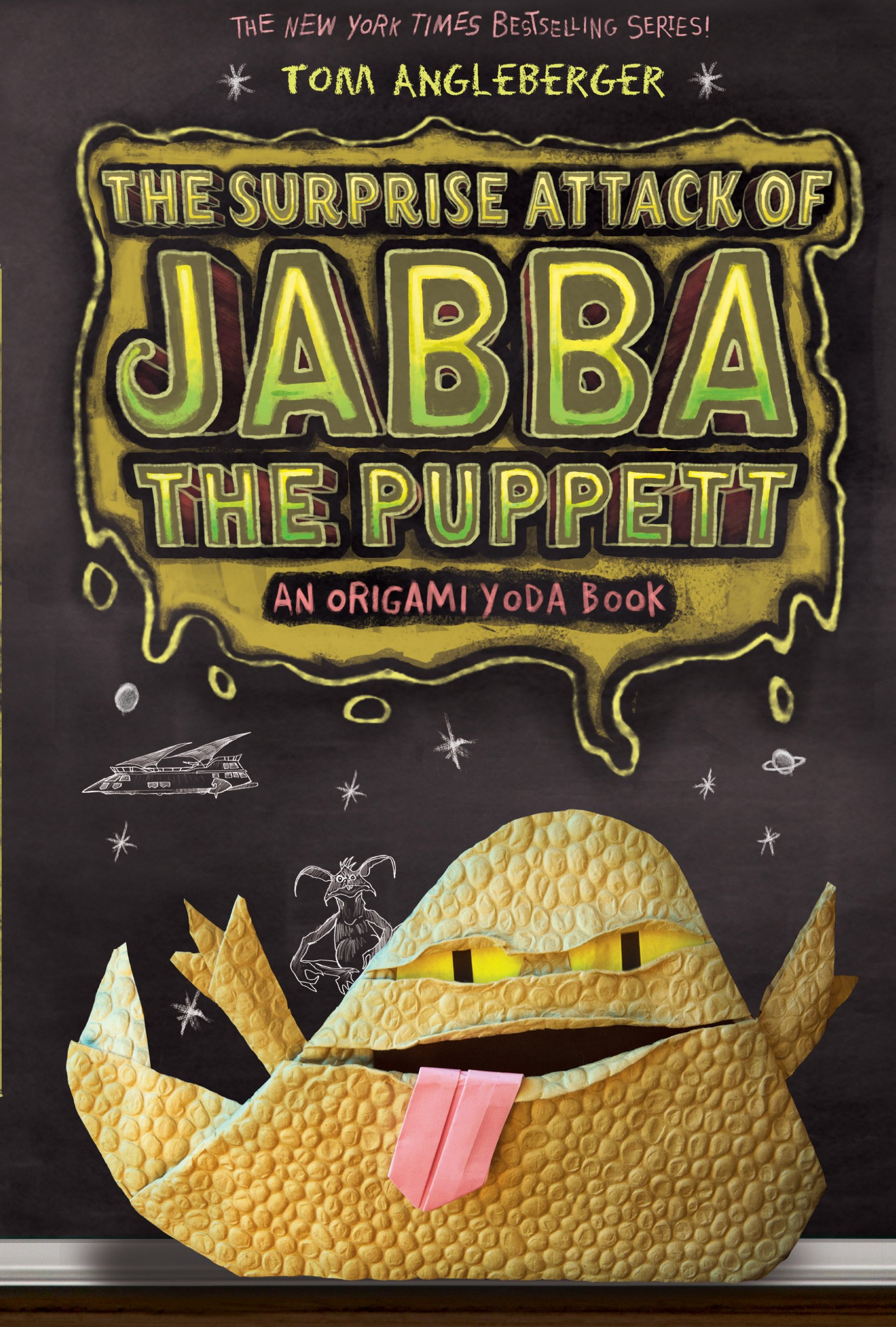 The Surprise Attack of Jabba the Puppet