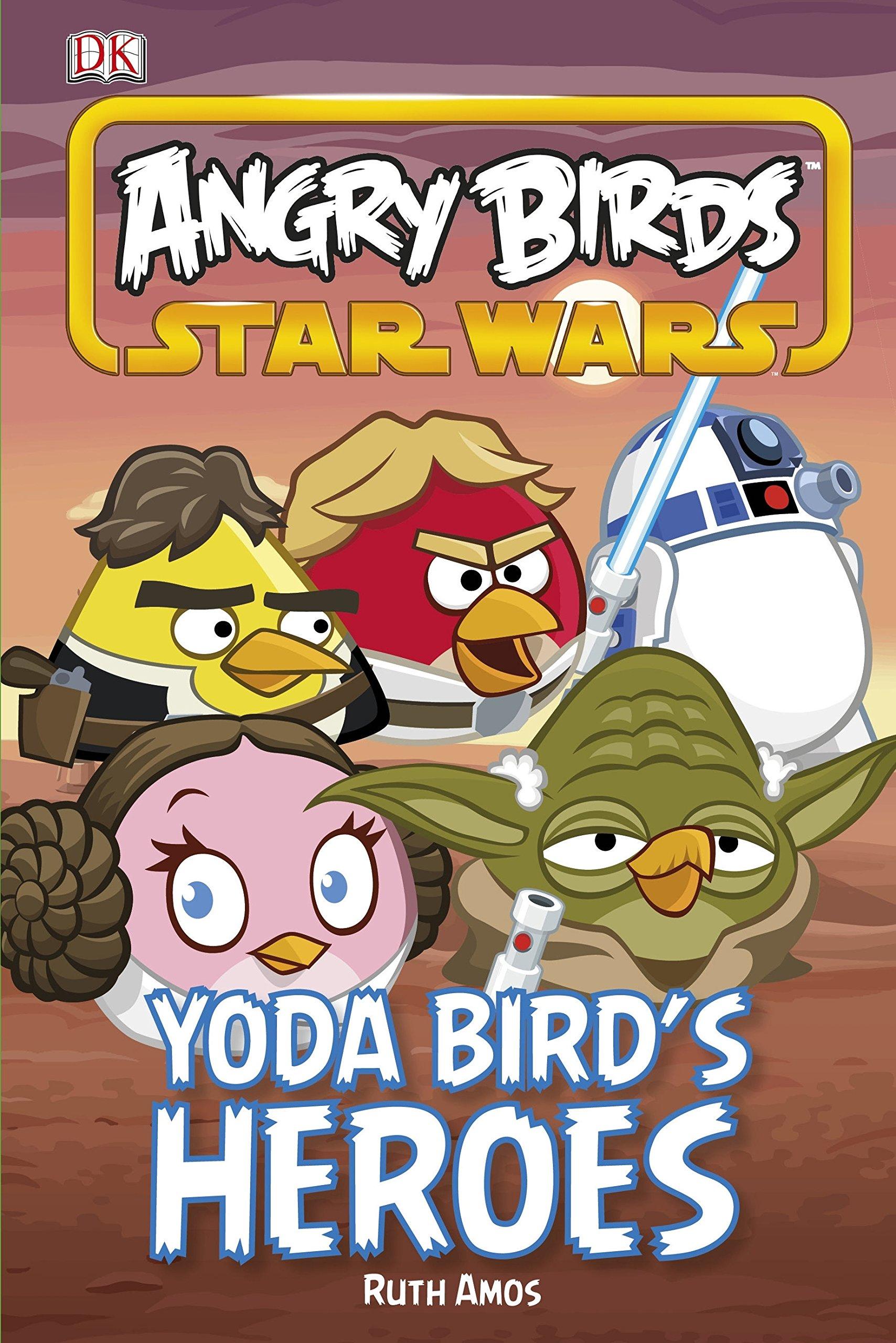 Angry Birds Star Wars: Yoda Bird's Heroes