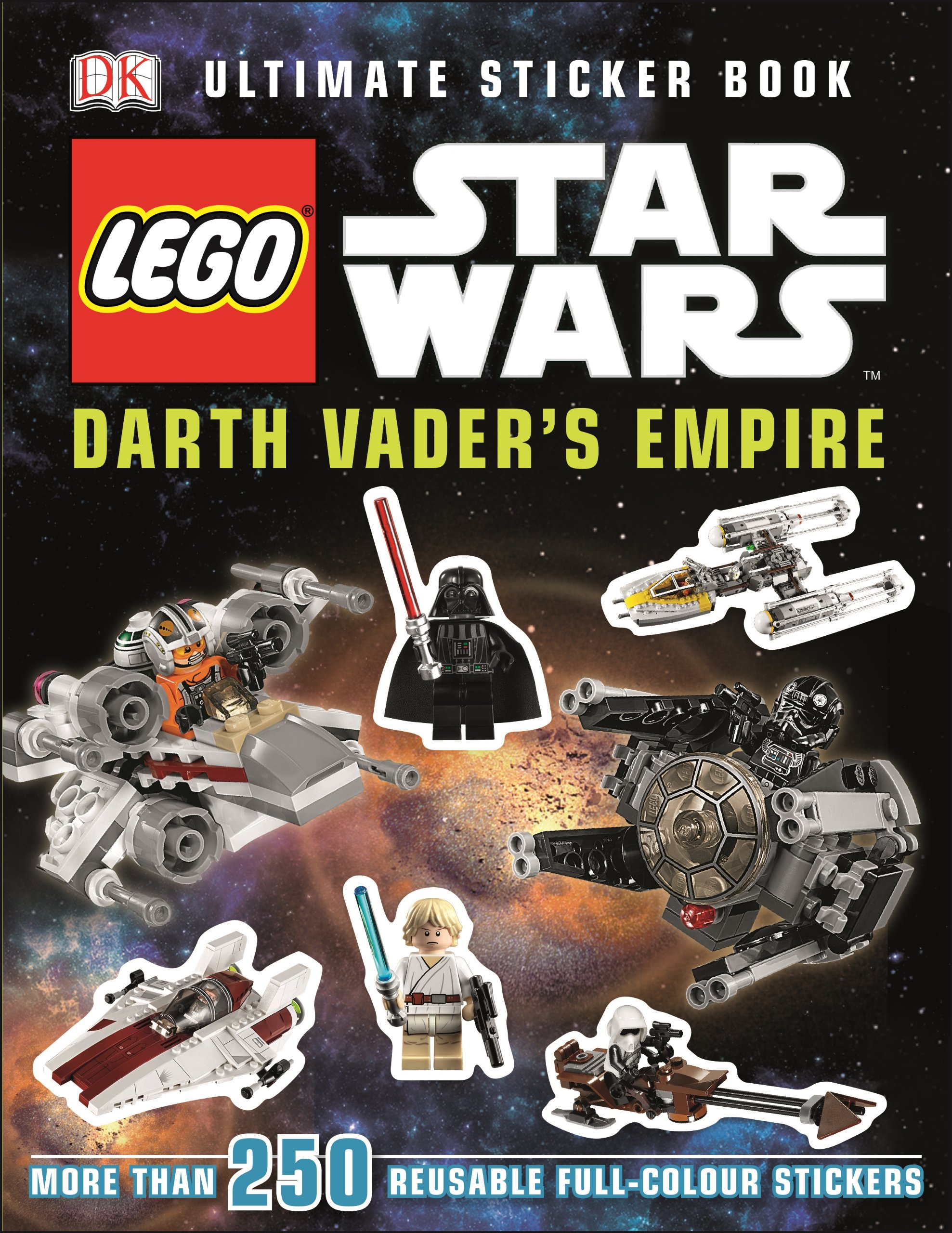 Lego Star Wars: Darth Vader's Empire