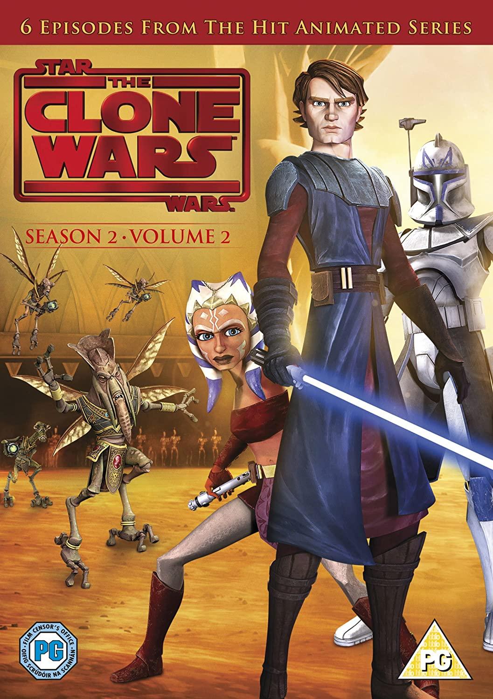 Star Wars: The Clone Wars Season 2 Volume 2