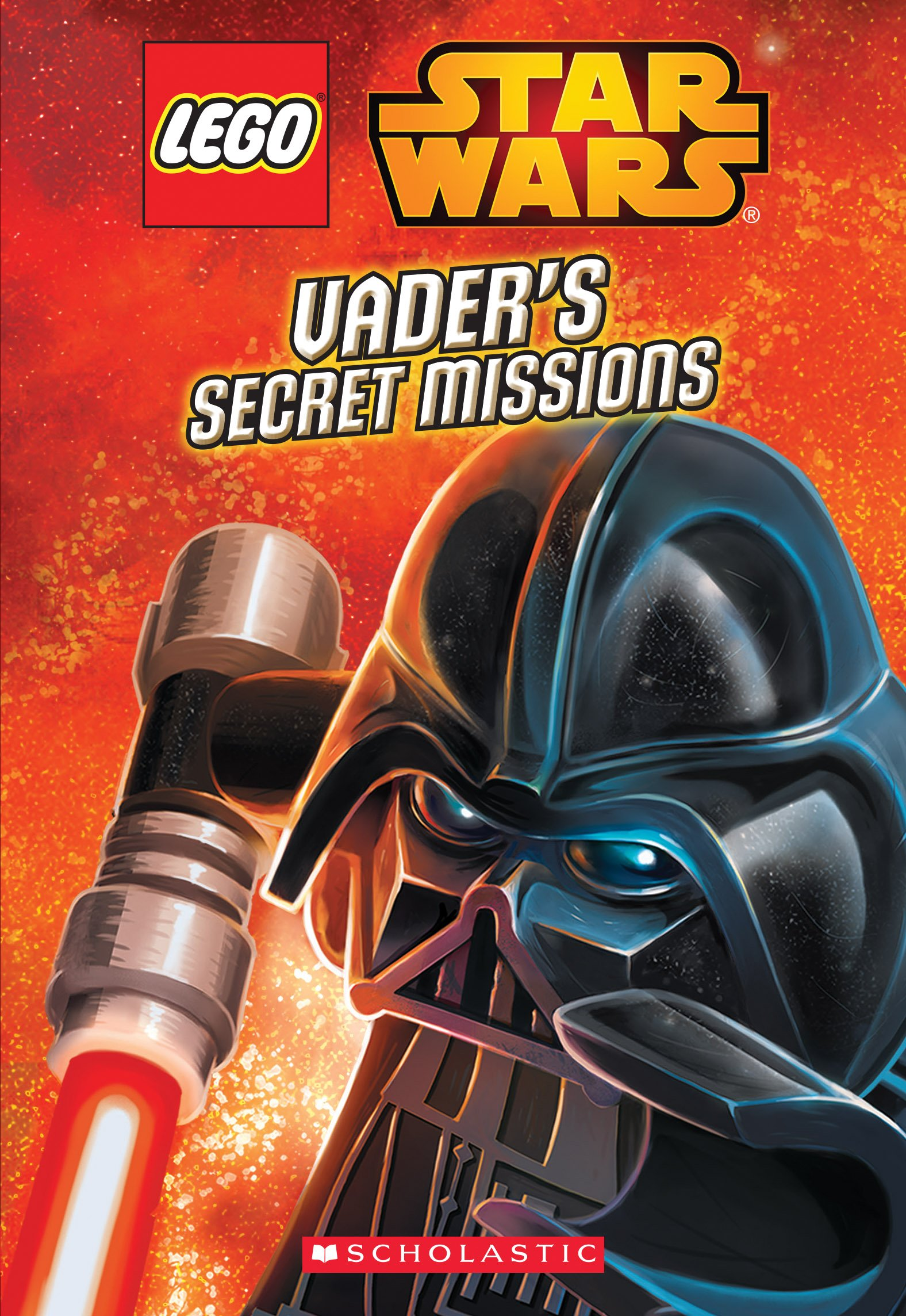 Lego Star Wars: Darth Vader's Secret Missions
