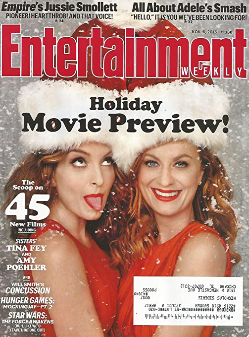 Entertainment Weekly November 6, 2015