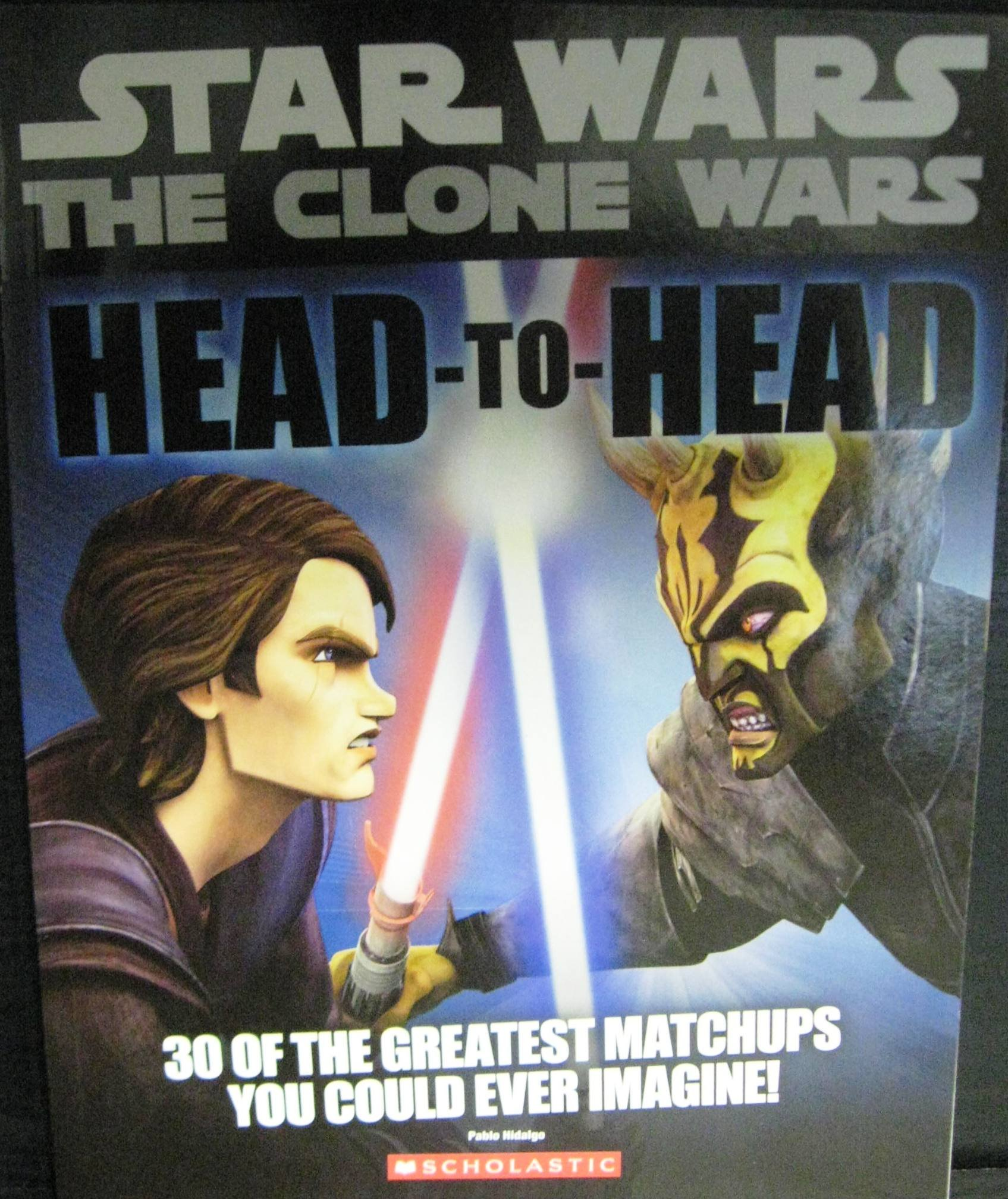 Star Wars The Clone Wars: Head to Head