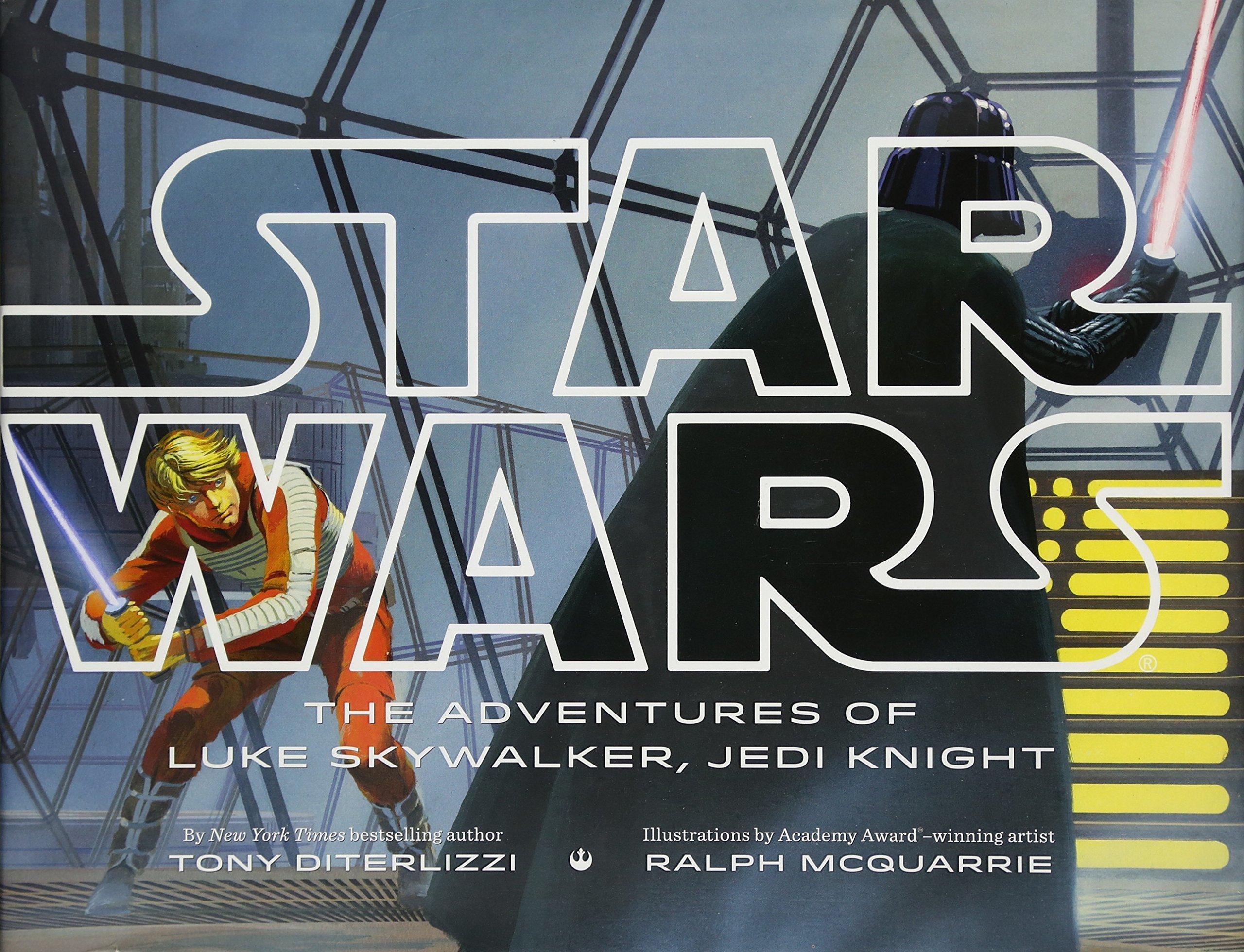 Star Wars: The Adventures of Luke Skywalker, Jedi Knight