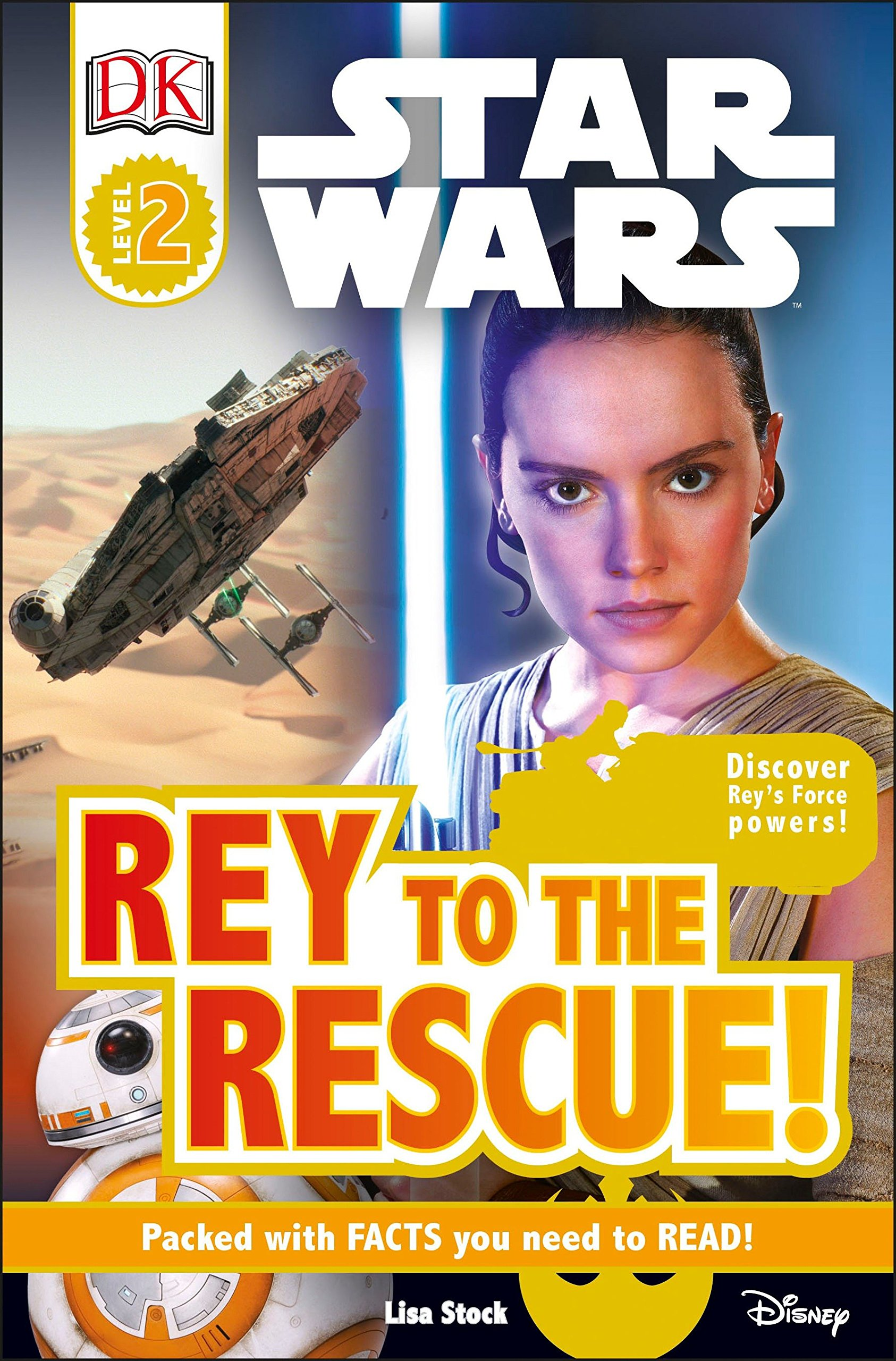 Star Wars: Rey to the Rescue