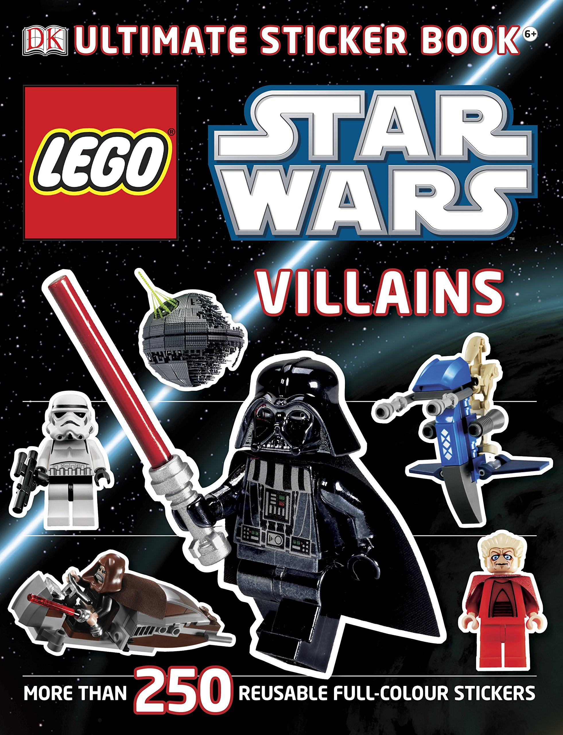 Lego Star Wars: Villains