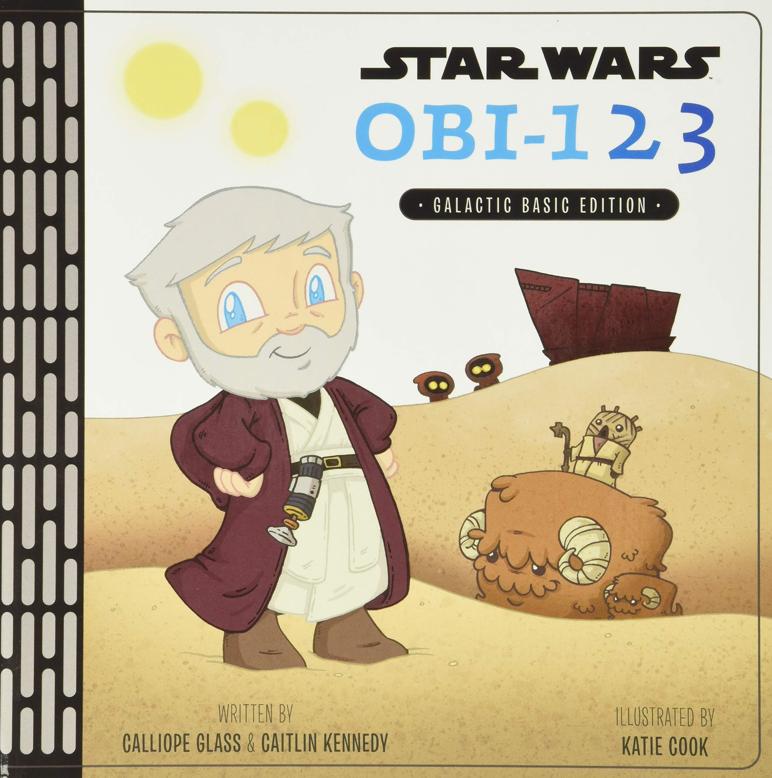 Star Wars: Obi 1-2-3 (Galactic Basic Edition)