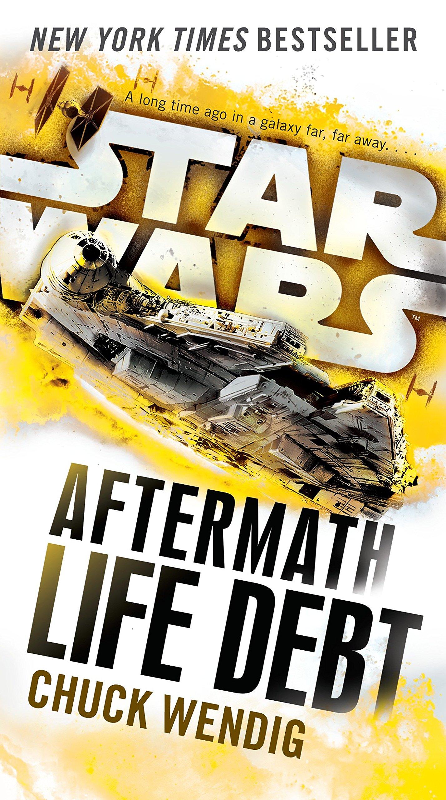Star Wars: Aftermath - Life Debt (paperback)