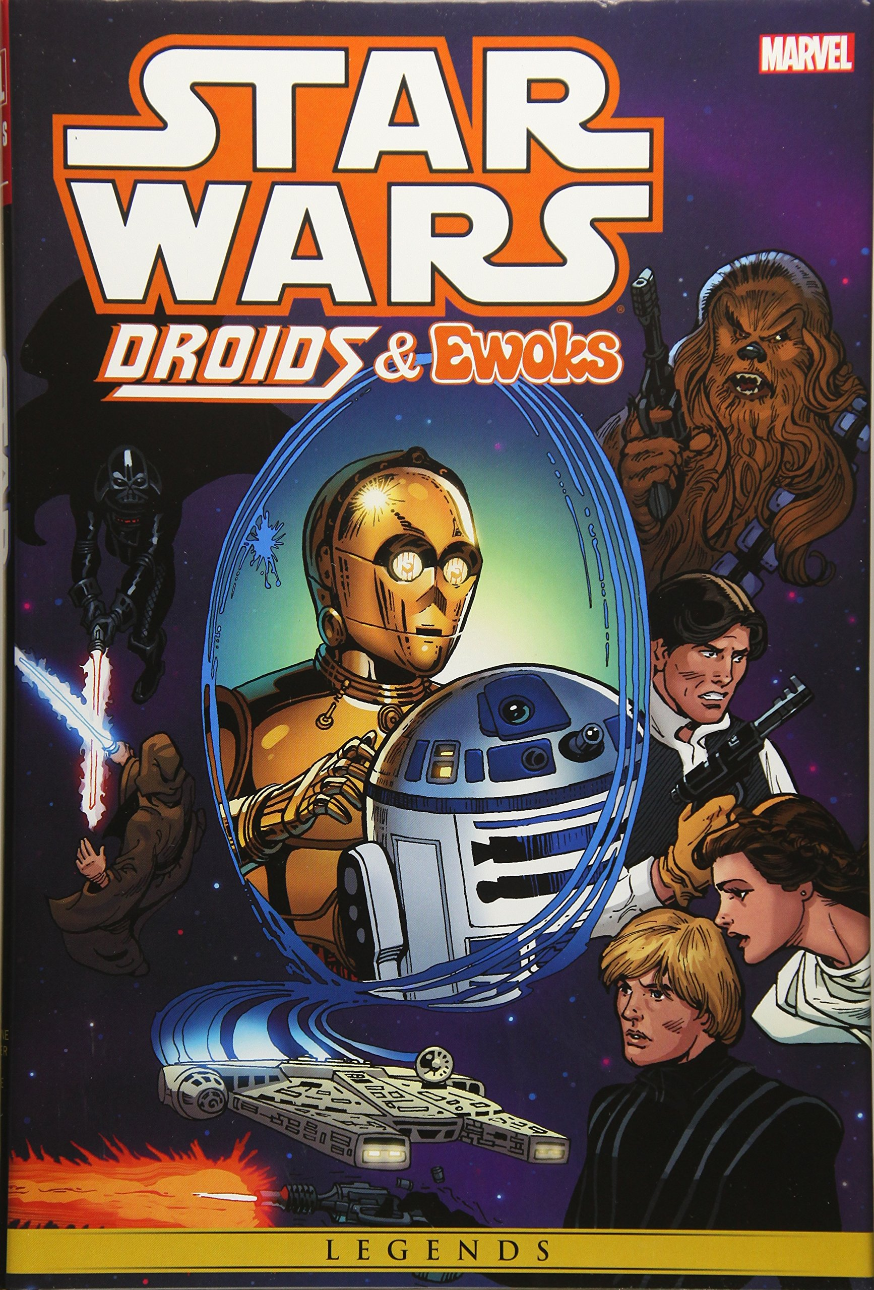 Star Wars Droids: Star Wars According to the Droids