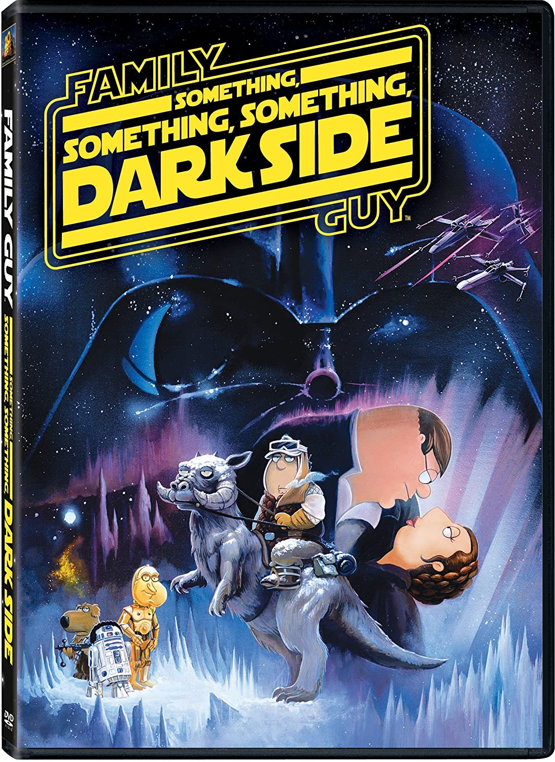 Family Guy Star Wars: Something Something Dark Side