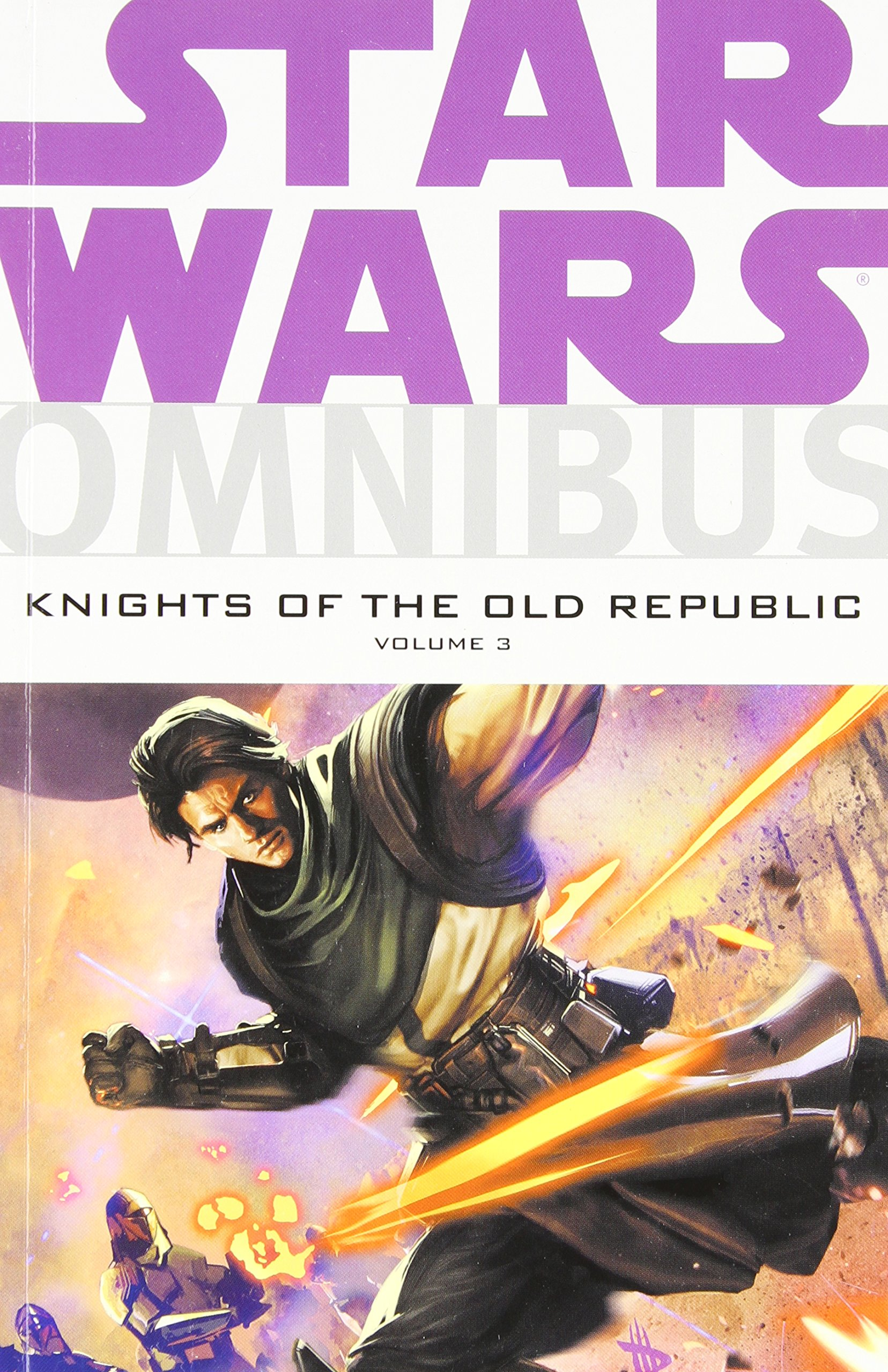 Star Wars Omnibus: Knights of the Old Republic Volume 3